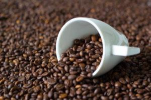 Caffè mantiene un grande stato d'animo