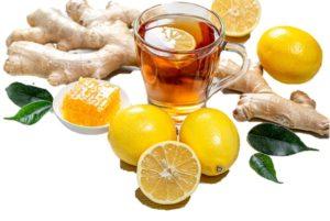 Zenzero, miele e limoni - un immunostimolante naturale, che mantiene l'influenza lontano