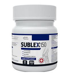 Sublex 150 - recensioni - dove si compra? - prezzo - funziona