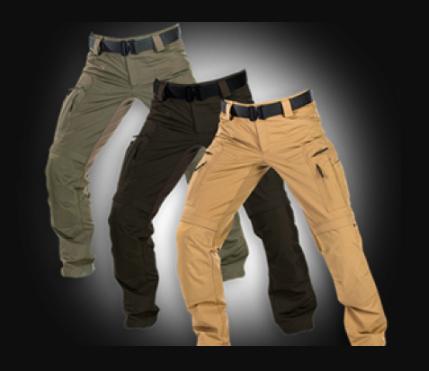 Pantaloni Tattici - funziona - come si usa