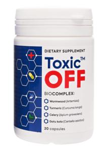 Toxic Off - recensioni - forum - opinioni