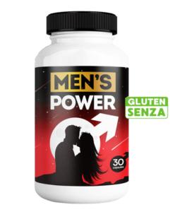 Men's Power - funziona - prezzo - dove si compra? - recensioni