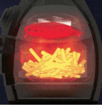 Oil Free Fryer - come si usa - funziona