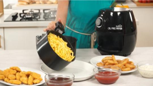 Oil Free Fryer - prezzo