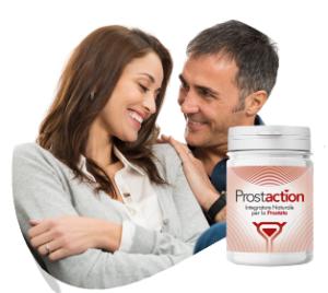 Prostaction - in farmacia - Italia - originale