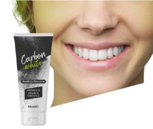 Carbon White - funziona - ingredienti - come si usa - composizione