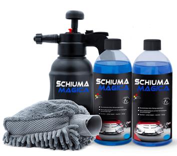 Schiuma Magica - recensioni - opinioni - forum