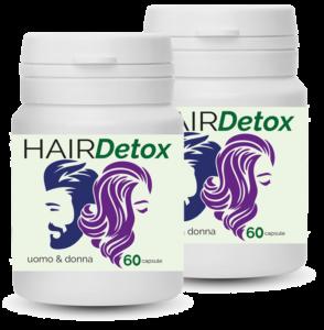 Hair Detox - recensioni - prezzo - funziona - dove si compra?