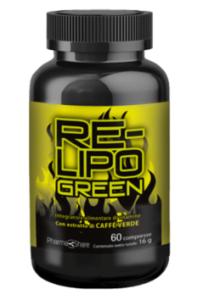 ReLipo Green - opinioni - forum - recensioni