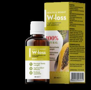 W-Loss - prezzo - funziona - dove si compra - recensioni
